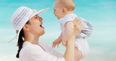 الصيف الأول لطفلك: الاحتياطات اللازمة